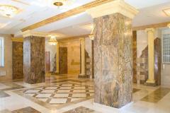 Интерьеры из камня