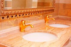 Ванная из мрамора